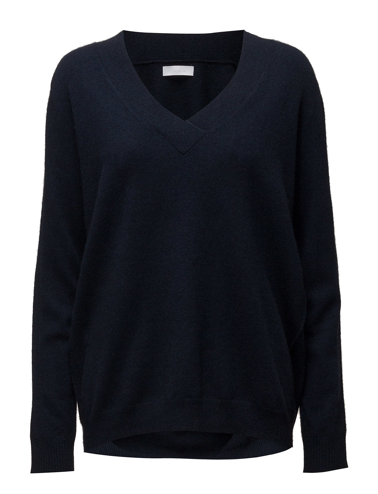 2nd Mila 2NDDAY Sweatshirts til Kvinder i Navy Blazer