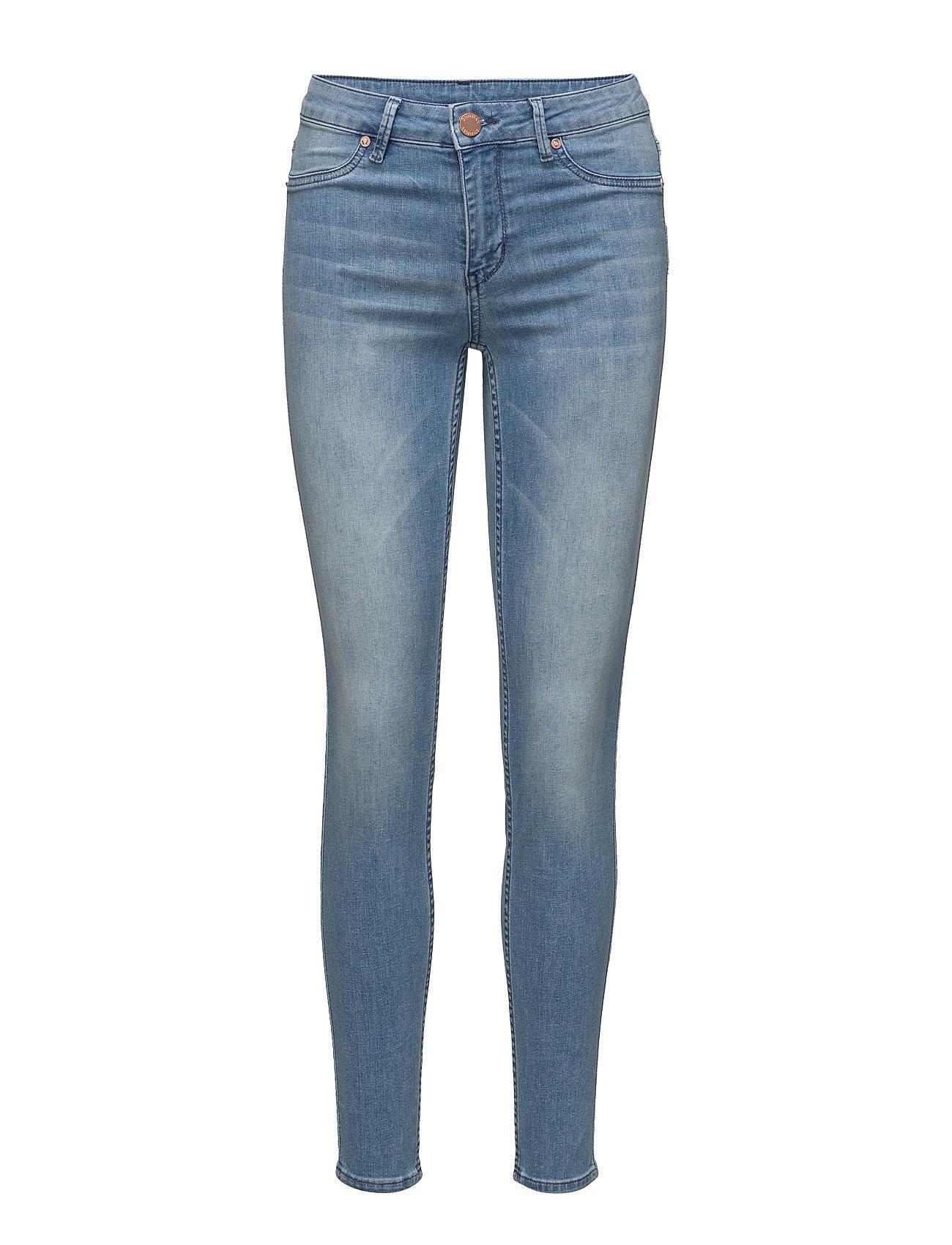 2nd Jolie Crop New Blue 2NDDAY Jeans til Kvinder i