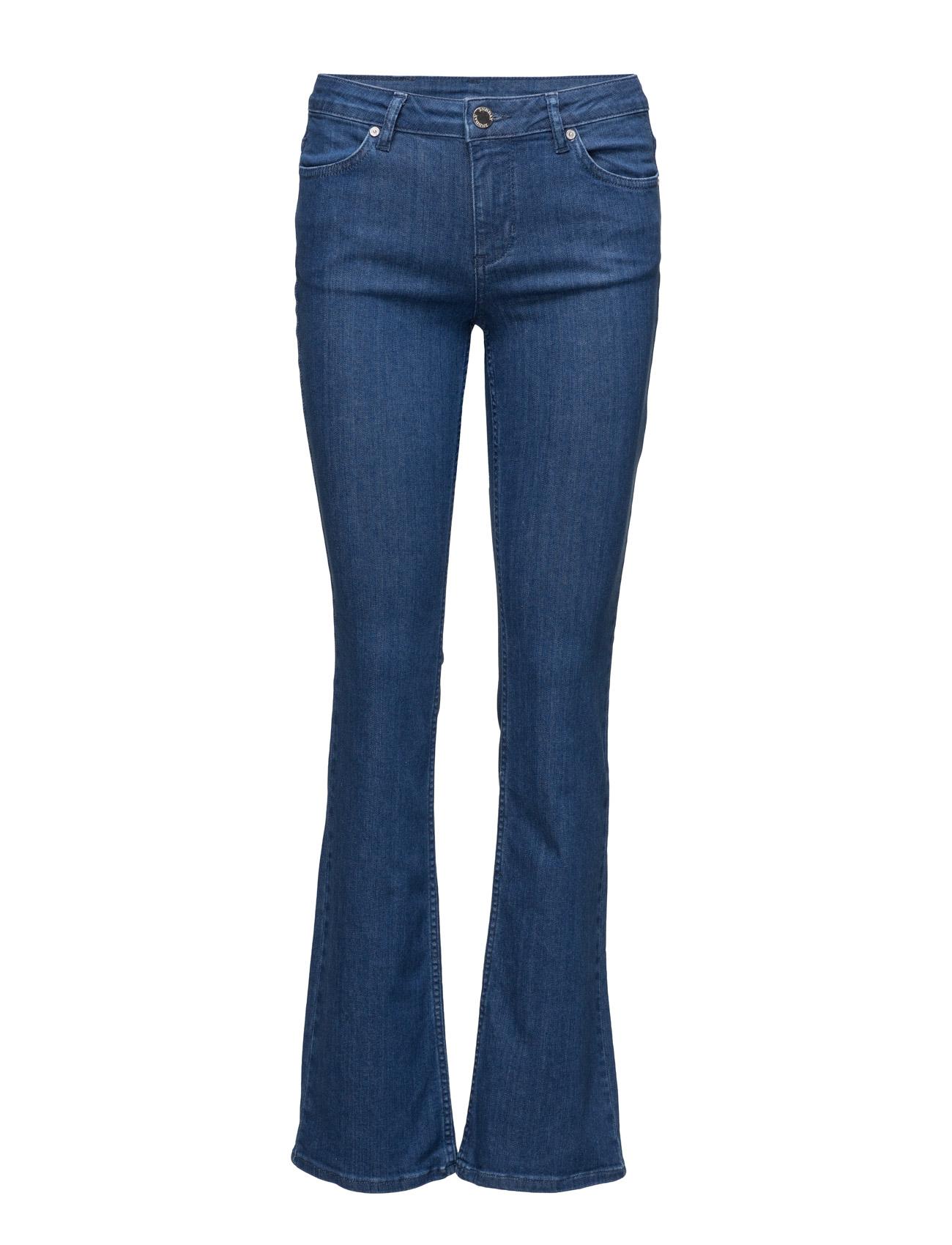2nd Flare Sky Blue 2NDDAY Jeans til Kvinder i Bright blå