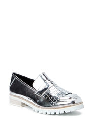 2ND Loafer Silver - Silver