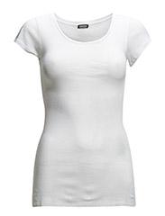 2ND Minimal - White