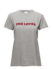 2ND Lover - POPPY RED