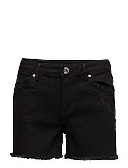 2ND Faryl Un black - UN BLACK DENIM