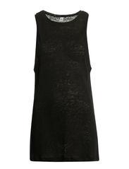 2ND Linen - Black