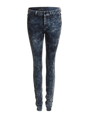 2ND Jolie X-ray - Indigo Stone Wash