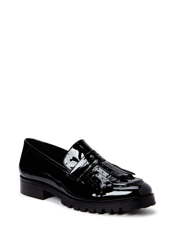 2ND Loafer - Black