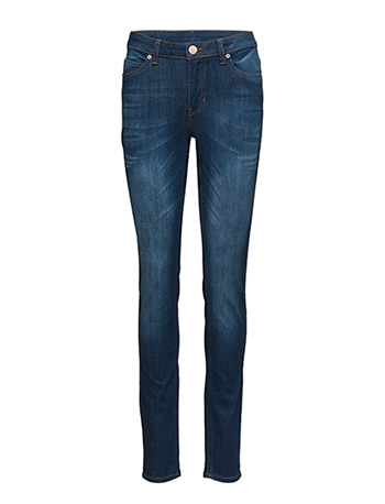 2ND Sally Fresh - INDIGO STONE WASH