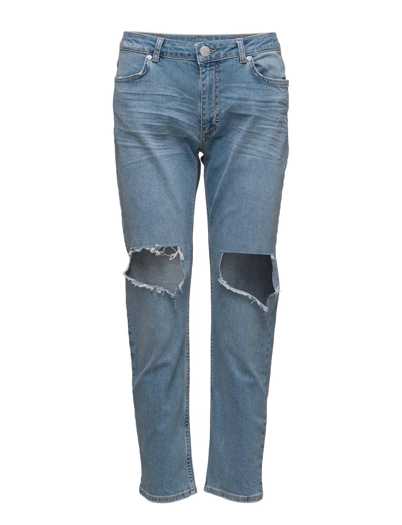 Malou 084 crop, worth cut, jeans fra 2nd one på boozt.com dk