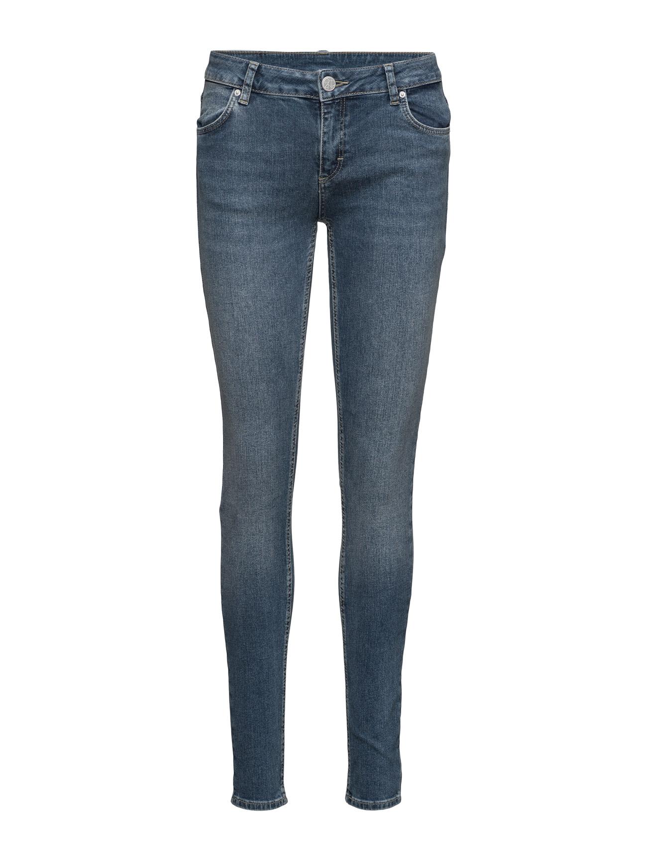 2nd one – Nicole 084 blue heritage, jeans på boozt.com dk