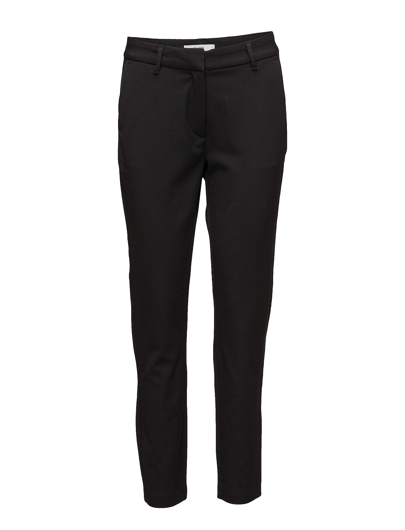 Carine 111 Black, Pants 2nd One Bukser til Damer i Sort