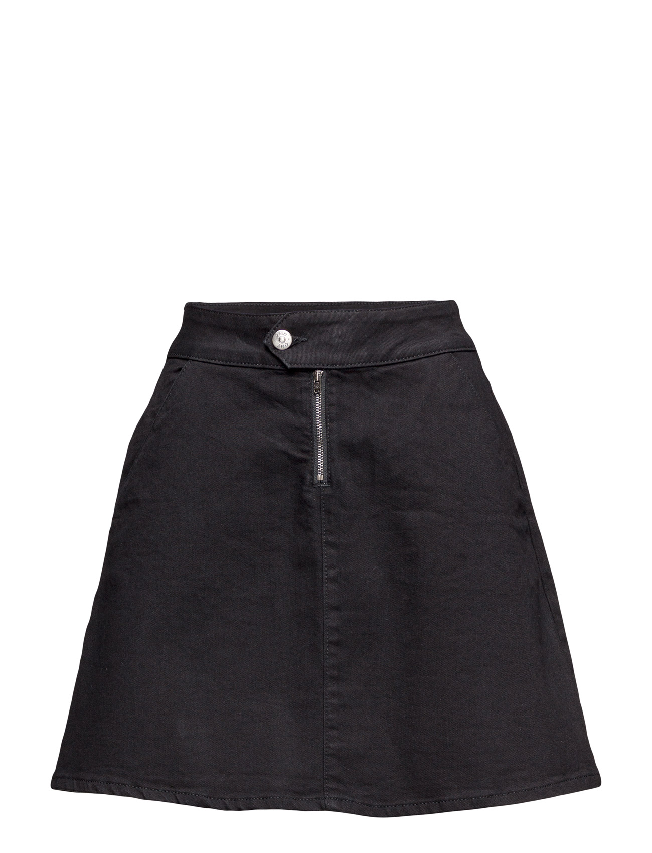 Jessie 842 Black, Skirt 2nd One Nederdele til Kvinder i Sort