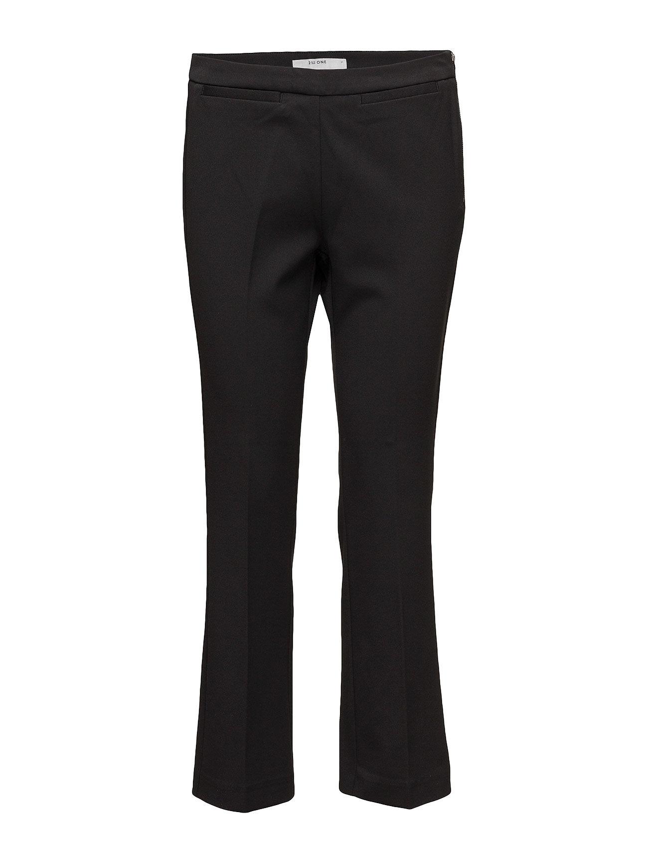 2nd one – Bella 111 black, pants fra boozt.com dk