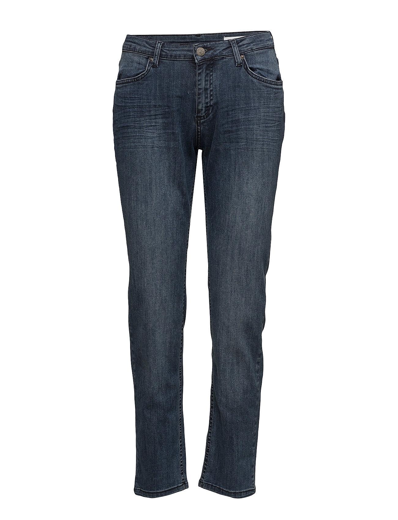 2nd one – Noora 831 blue fade, jeans på boozt.com dk