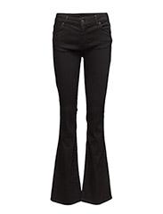 Uma 002 Satin Black, Jeans (31) - SATIN BLACK