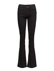 Uma 002 Satin Black, Jeans (33) - SATIN BLACK