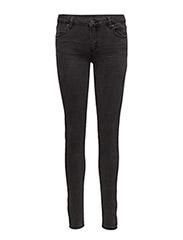 Nicole 086 Raw Grey, Jeans - RAW GREY