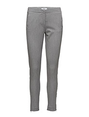 Ellie 111 Light Melange, Pants - LIGHT MELANGE