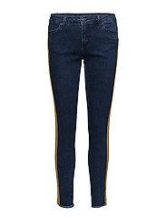 Nicole 890 Blue Utility, Jeans - BLUE UTILITY