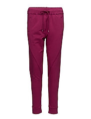 Miley 010 Berry, Pants - BERRY
