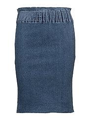 Solange 833 Raw Stone Blue, Skirt - RAW STONE BLUE