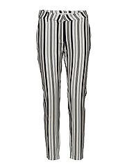 Carine 804 PJ Striped, Pants - PJ STRIPED