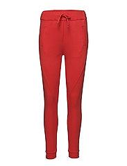 Miley 076 Indie Red, Pants - INDIE RED