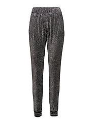 Miley 058 Silver Glitter, Pants - SILVER GLITTER