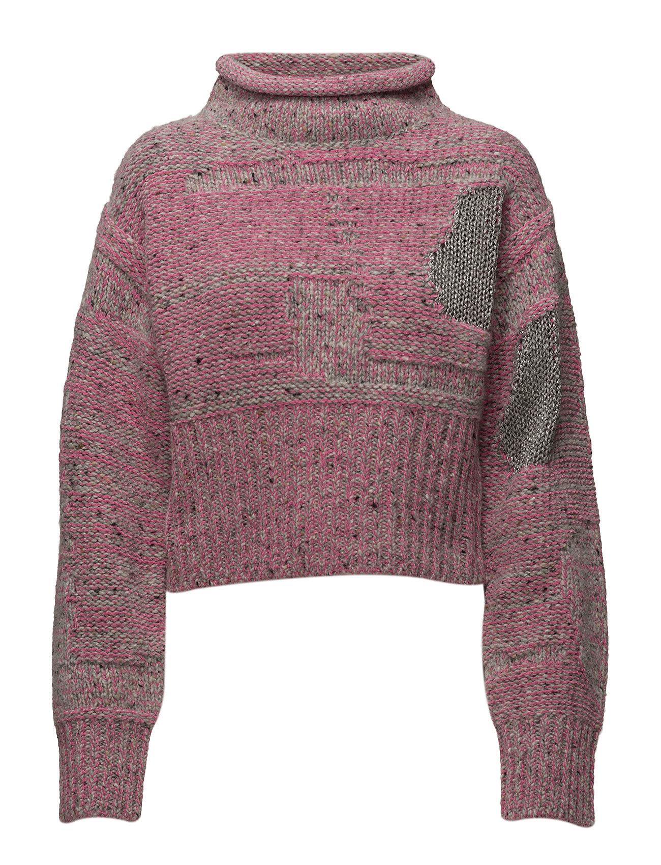 3.1 phillip lim – Ls plaited tweed cropped po på boozt.com dk
