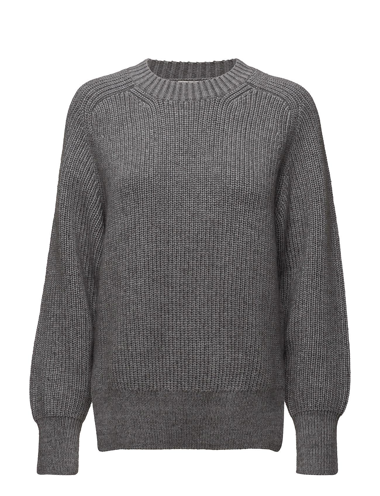 3.1 phillip lim Mohair wool rib saddle crewneck po fra boozt.com dk