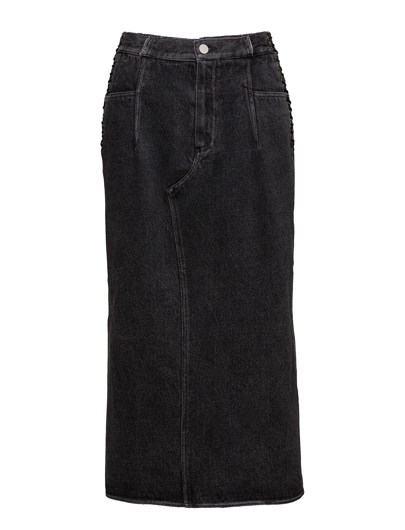3.1 phillip lim Denim skirt w lacing fra boozt.com dk