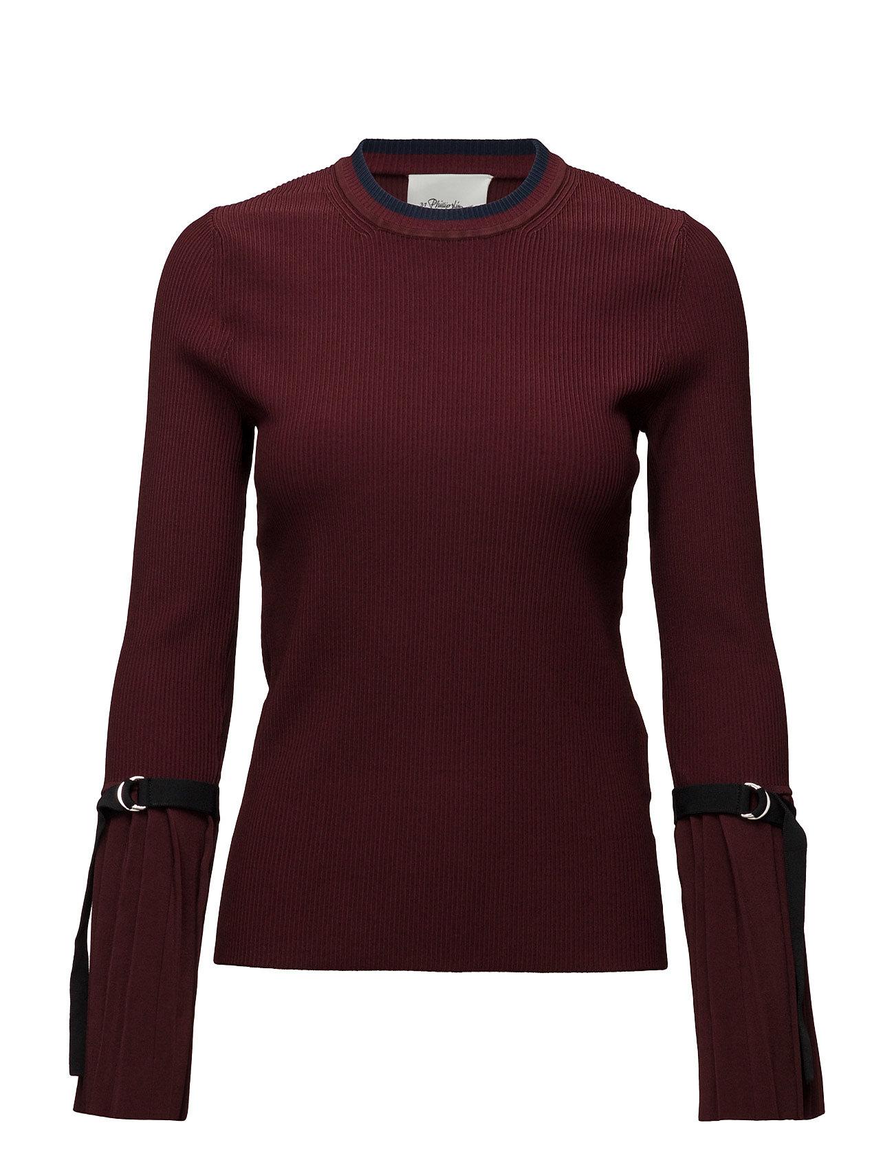 3.1 phillip lim – Ls pleated pullover på boozt.com dk