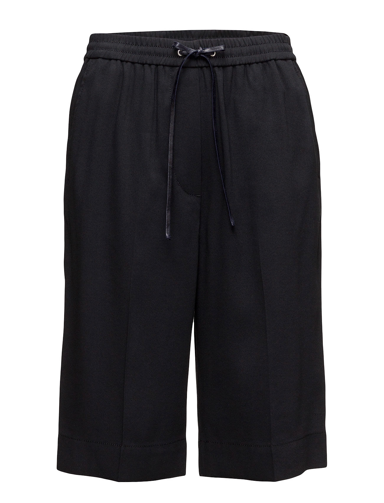 Bermuda Shorts-Crepe 3.1 Phillip Lim  til Damer i Midnight blå