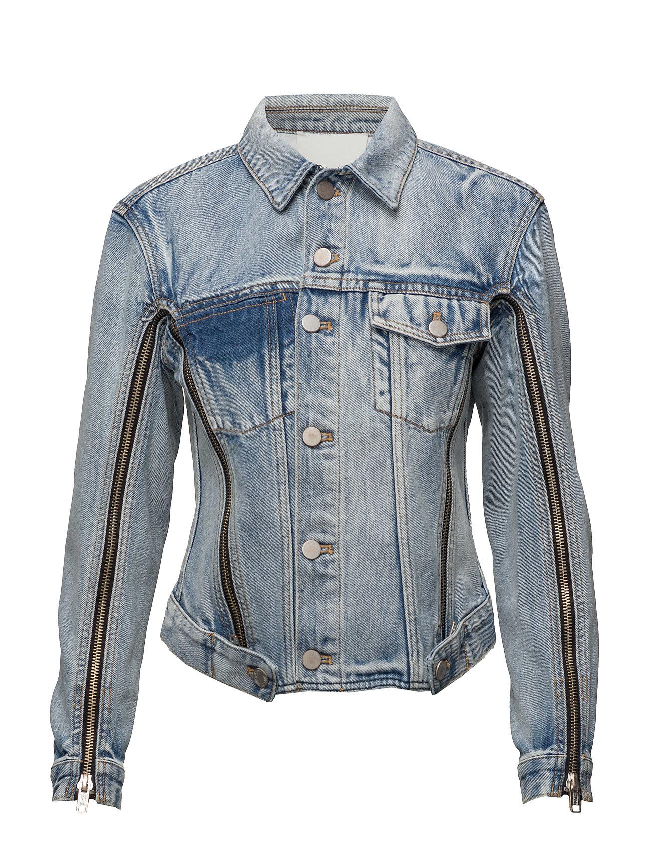3.1 phillip lim Denim jacket fra boozt.com dk
