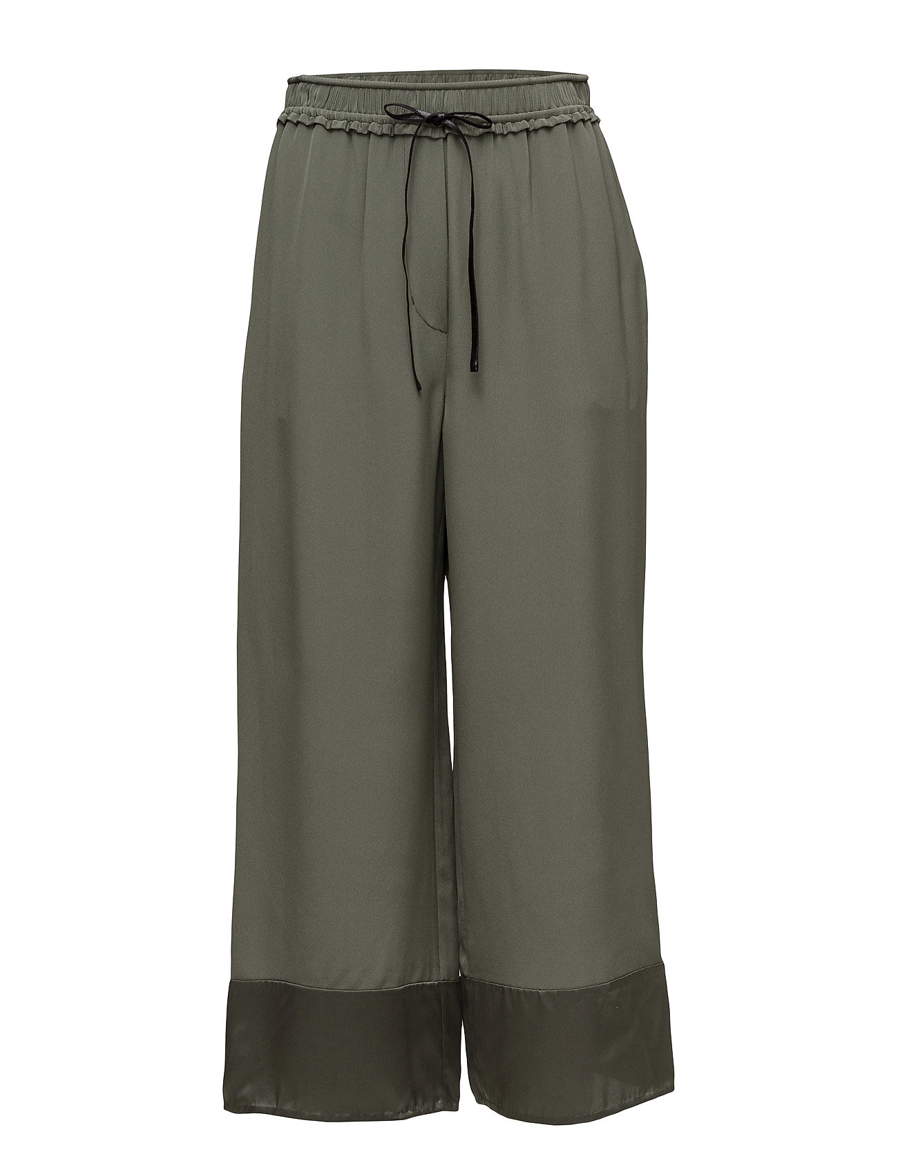Cropped Wide Leg Pant-Cdc 3.1 Phillip Lim Trumpet Byxor