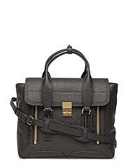 Pashli medium satchel - BLK