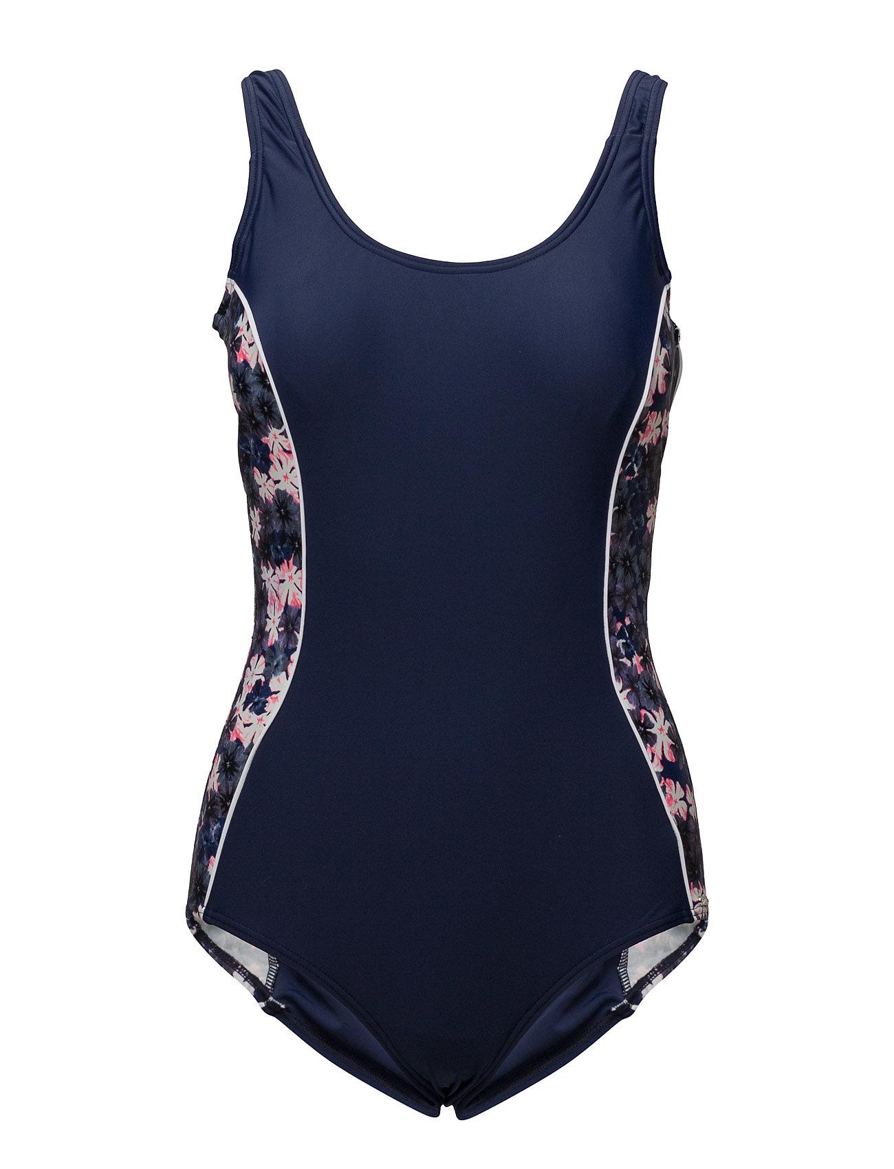 Blossom, swimsuit navy fra abecita fra boozt.com dk