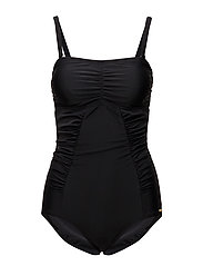 Ibiza, swimsuit Black - BLACK