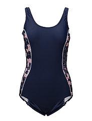 abecita - Blossom, Swimsuit Navy