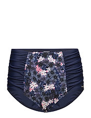 Blossom, maxibrief delight Nav - NAVY/PRINTED
