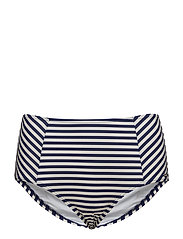 Sailor, maxi brief - WHITE/NAVY