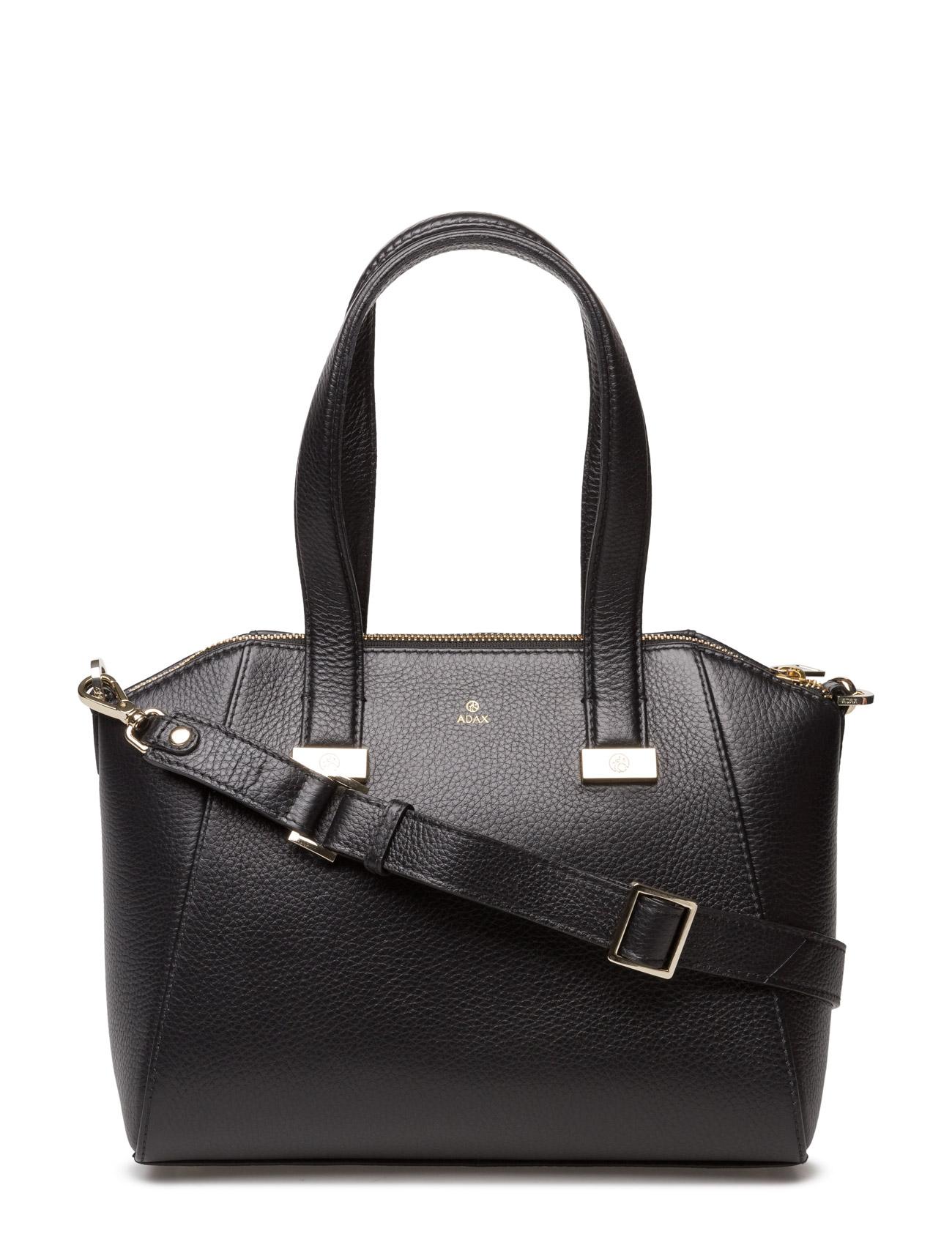 Cormorano Gold Handbag Mille Adax Skuldertasker til Damer i Sort