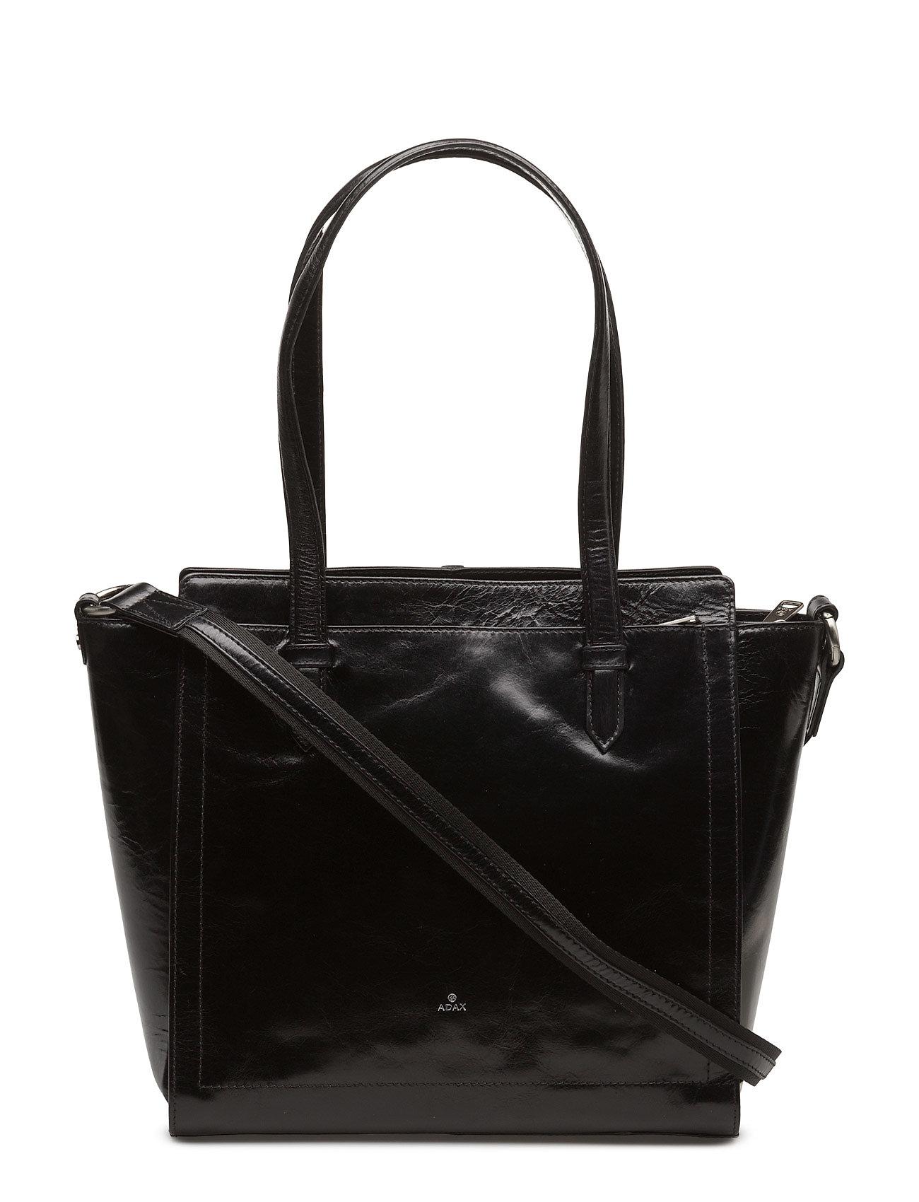 Salerno Handbag Penelope Adax Tasker til Kvinder i Sort