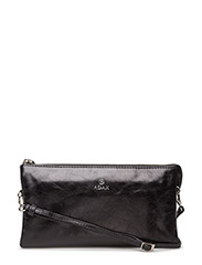 Salerno combi clutch Tine - BLACK