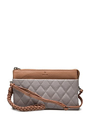 Capri combi clutch Nellie - ROSE