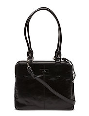 Salerno handbag Tit - BLACK