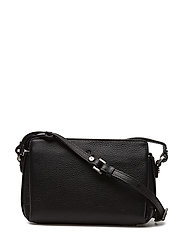 Cormorano shoulder bag Linda - BLACK