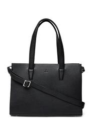 Cormorano handbag Aline - BLACK