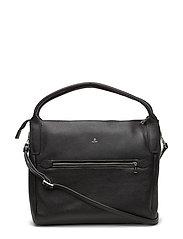 Cormorano handbag Siff - BLACK