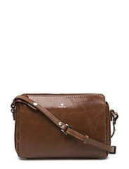 Salerno shoulder bag Allie - BROWN