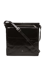Salerno crossbody Zelina - BLACK